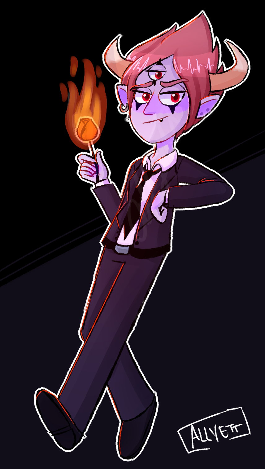 He's so sexy | SVTFOE by Allyett