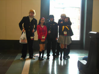 Persona 4...almost the entire  group