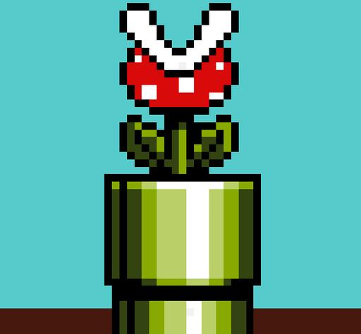 Pixelated Mario Characters Mesmerizing Pixel Mario Plantjeancagonzalez On  Deviantart 2017