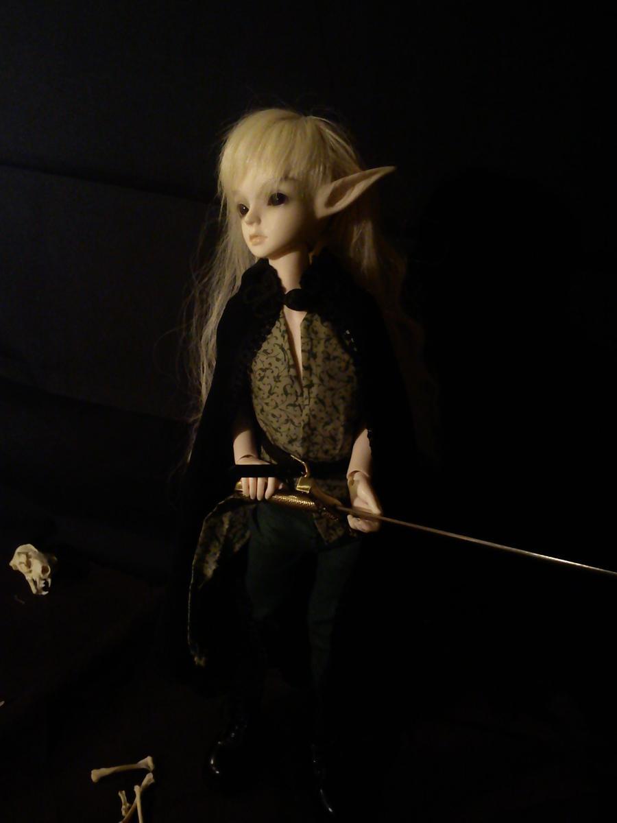 Elven Hero by Cheesedemon88