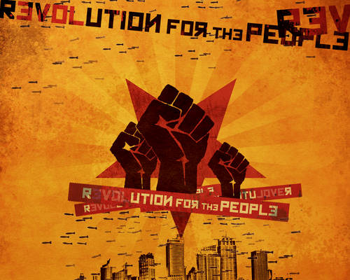 revolution for the people wp