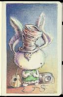bunny by tolagunestro