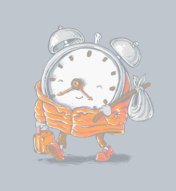 Time travel by tolagunestro