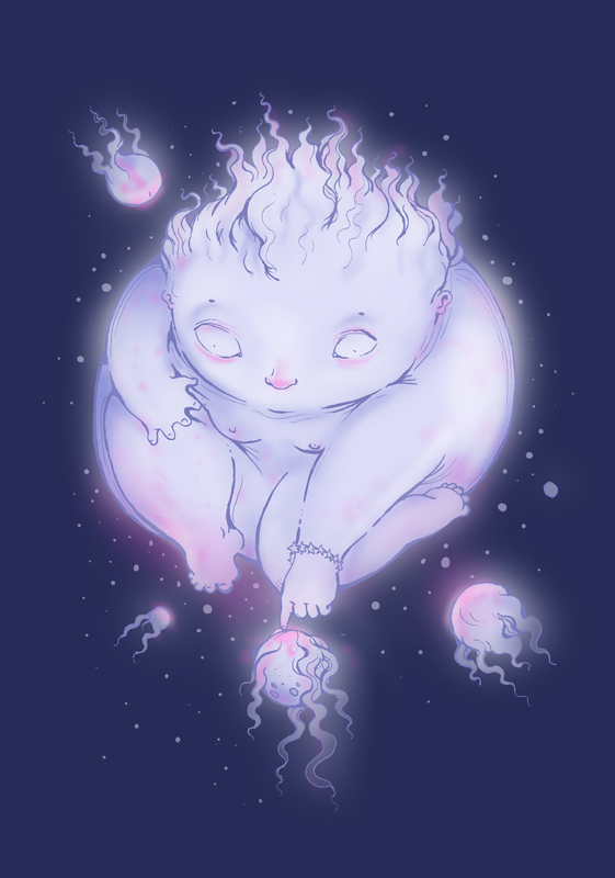The Great White Dwarf by tolagunestro