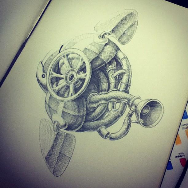 Mechanic Fauna by tolagunestro