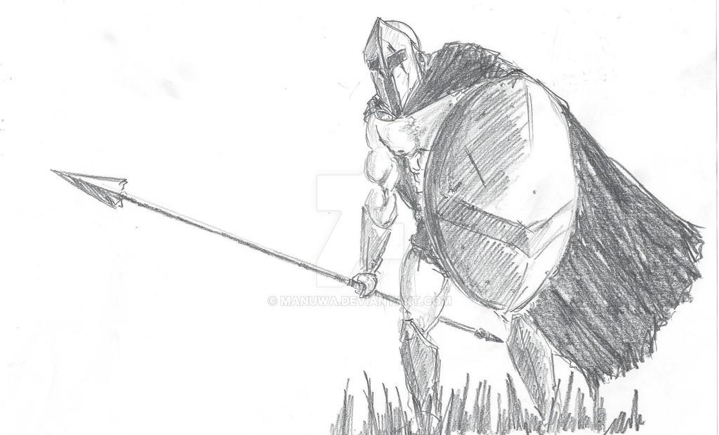 Spartan by manuwa