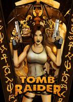 Tomb Raider by KeithByrne