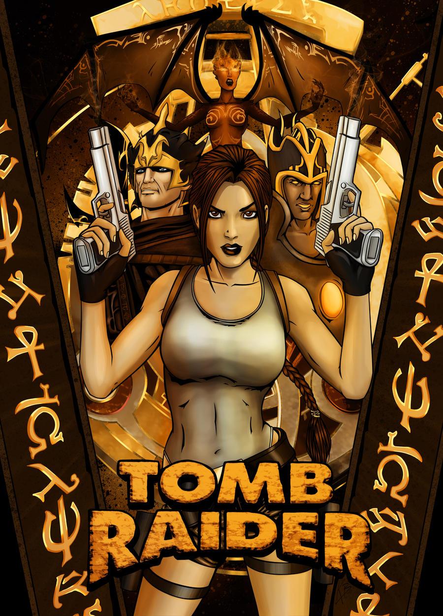 Tomb Raider by Keifus