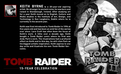 Tomb Raider 15 Year Bio by KeithByrne