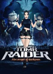 Tomb Raider AOD 10 Year Anniversary by KeithByrne