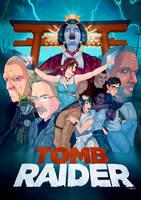 Tomb Raider: A Survivor is Born by KeithByrne