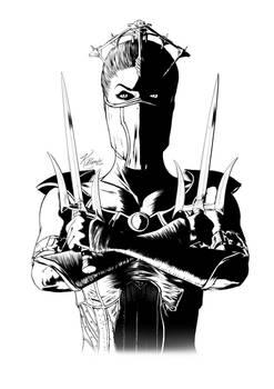 Mortal Kombat - Vampiress Mileena