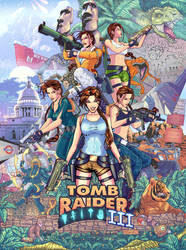 Tomb Raider III: 20 Years of Tomb Raider by KeithByrne