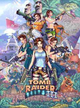 Tomb Raider III: 20 Years of Tomb Raider