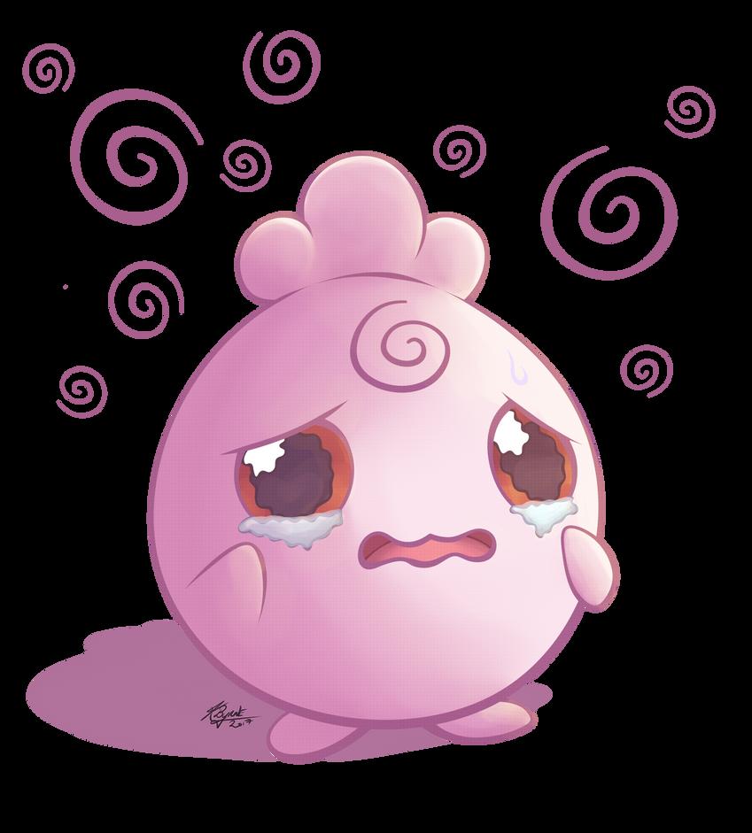 Igglybuff - Fake Tears by KeithByrne