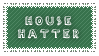 House Hatter Stamp by MillionsOfStamps