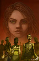 BOOK COVER 'Dead ends'
