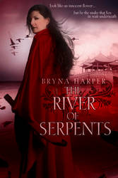 Book Cover - River of Serpents