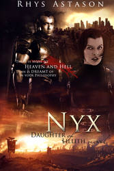 Fan Book Cover - Nyx by Rhys Astason
