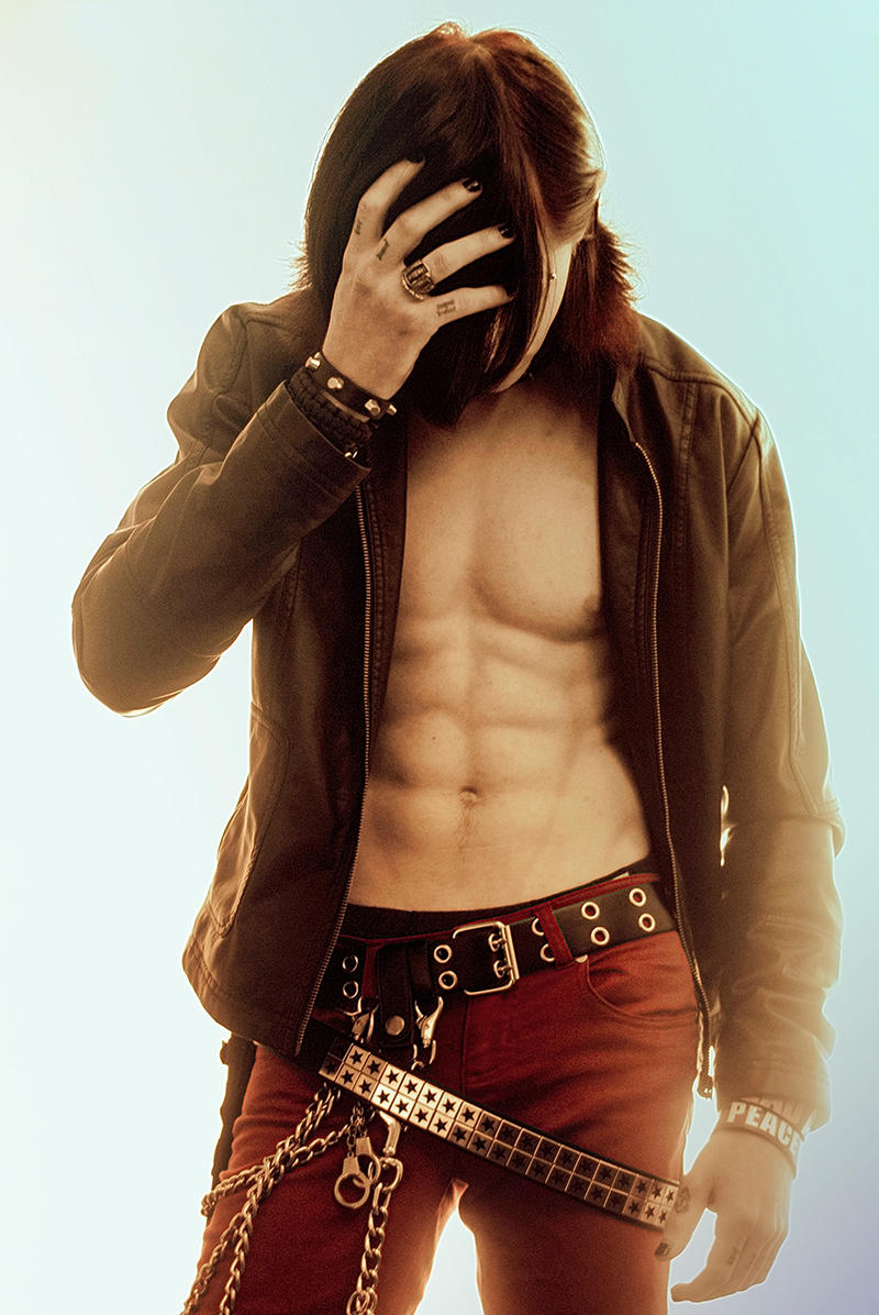 {Male Glamour} Tyler S. 1 by Miss-Sparkles