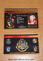 Gryffindor ID. about time. by ElectrikPinkPirate