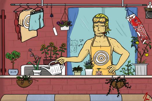 OP- Paulie's apartment
