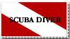 Scuba Divers like it wet by ElectrikPinkPirate