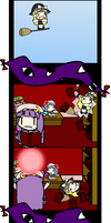 When Yukari gets bored by awesomedude2011
