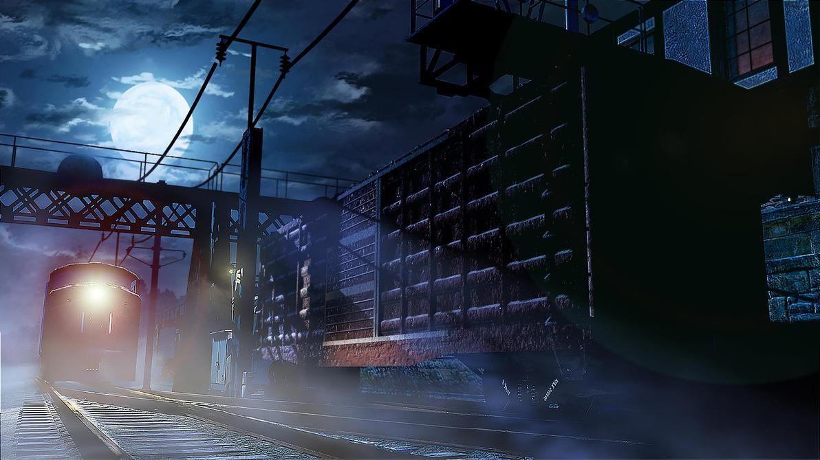 Random scenebuild by MistaHeita