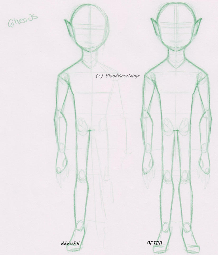 College For Character Design : College assigment character design by bloodroseninja on