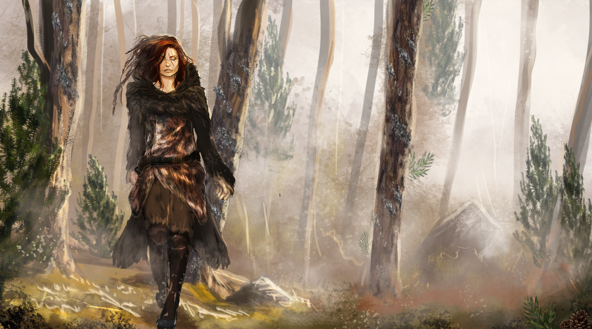 The Zoran huntress by Roiuky