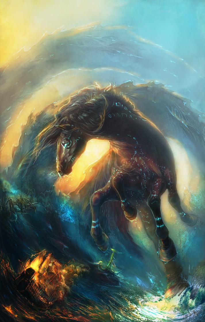 Slejor- Twilight of the thunder god by Roiuky