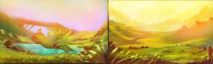 The Plains, Faenum