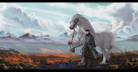 Drawbacks of white horses..