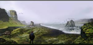Isle of the white horses