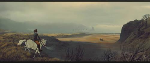 Silent running by Roiuky