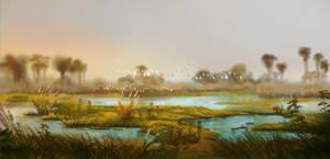 Land of birth - the delta