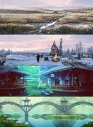 Two Kingdoms by Roiuky