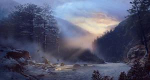 Hudson river study