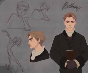 The Clocktower - Prince Bellamy