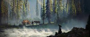 Wild west Valhalla