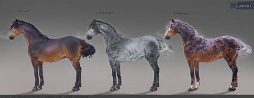 Free horse random adopt!