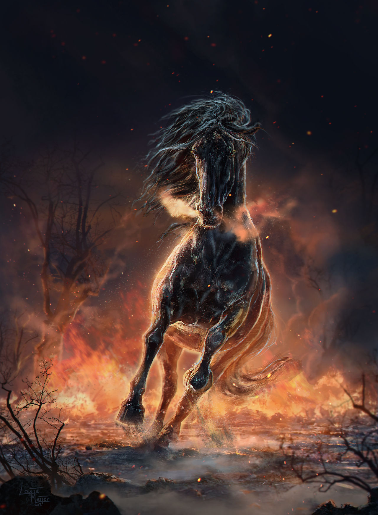 Walpurgis nightmare