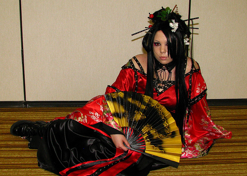 Asagi cosplay by ~xinsanedreamerx on deviantART