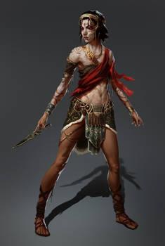 Priestess character