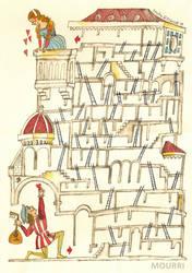 Renaissance Labyrinth by mourri