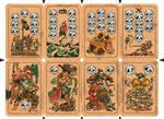 Pirate Cards - Skulls