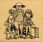 Three Explorers