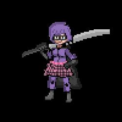 Yachi as Hitgirl
