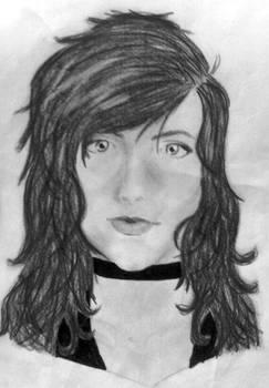 Original Character Bust - Alysa Lynn Marcetti